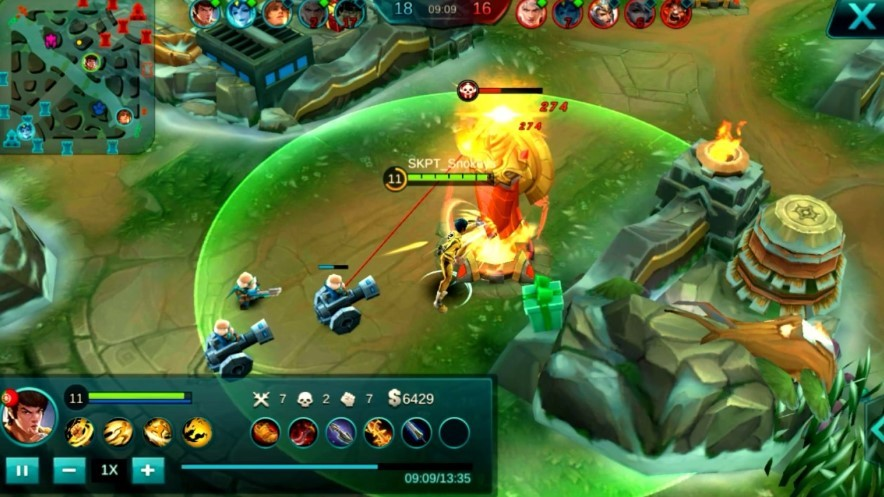 Gameplay Chou Mobile Legend (YouTube)