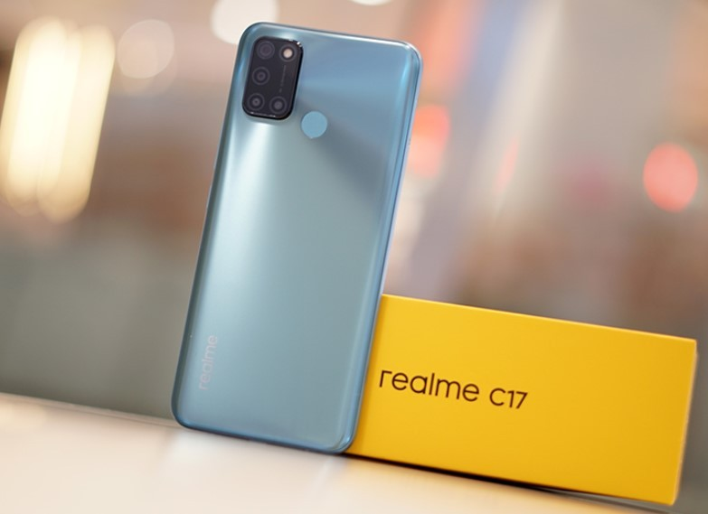 Review Realme C17 (TechxCite)