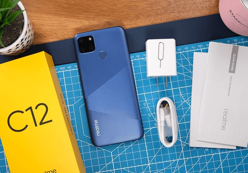 Review Realme C12 (Blogspot)