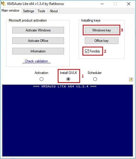 Install GVLK (bagitekno.net)