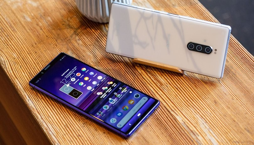Sony Xperia 1 (androidpit.com)