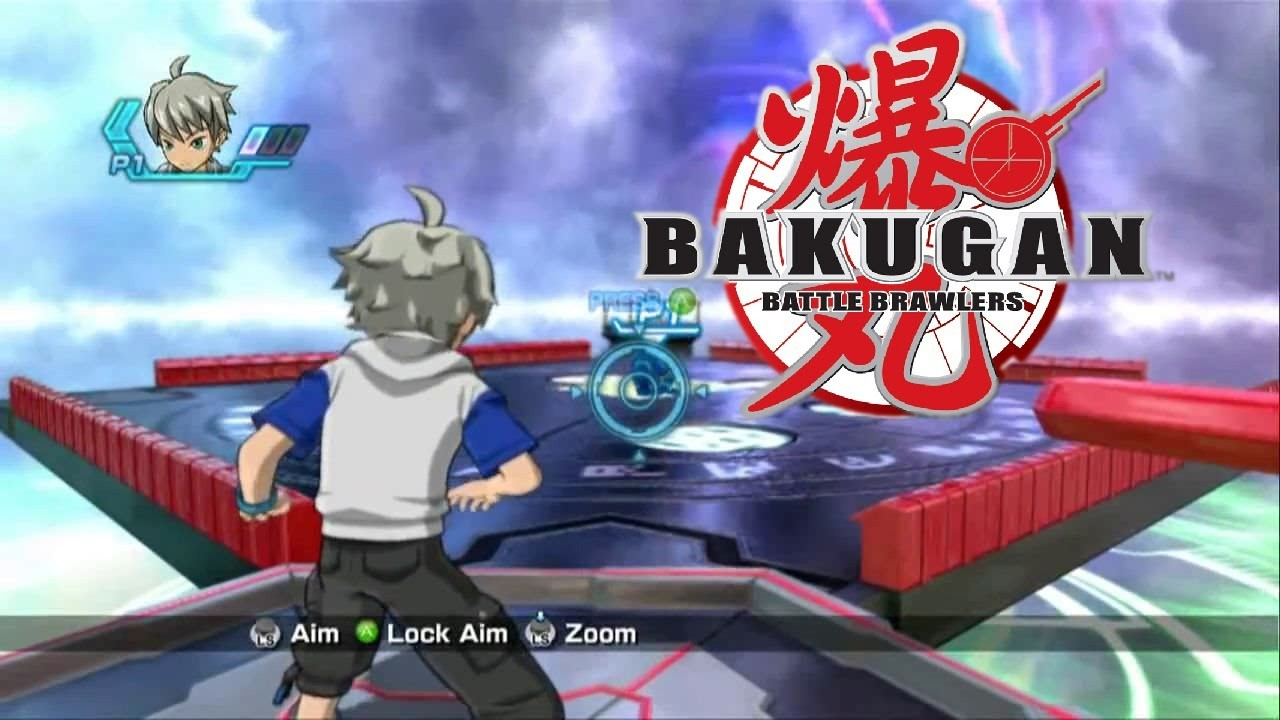 Bakugan Battle Brawler (youtube.com)