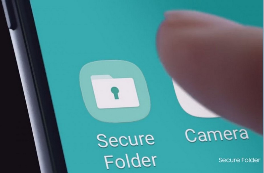 Samsung's Secure Folder (akurat.co)