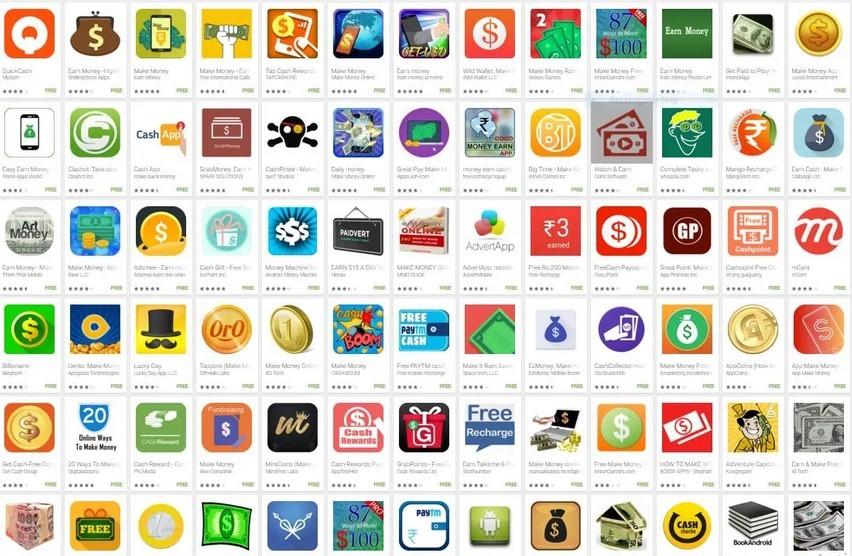 Rekomendasi Aplikasi Android Penghasil Uang Nyata Terbukti ...