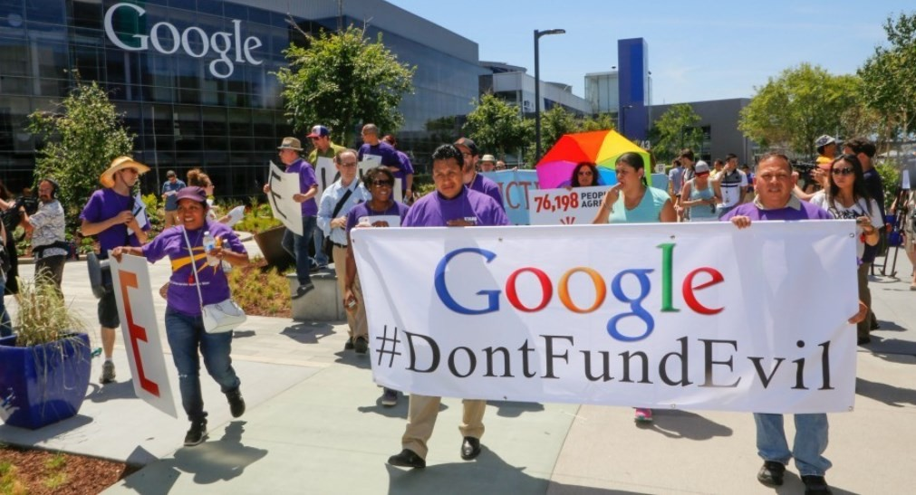 Google Workers Union (CommonDreamsOrg)