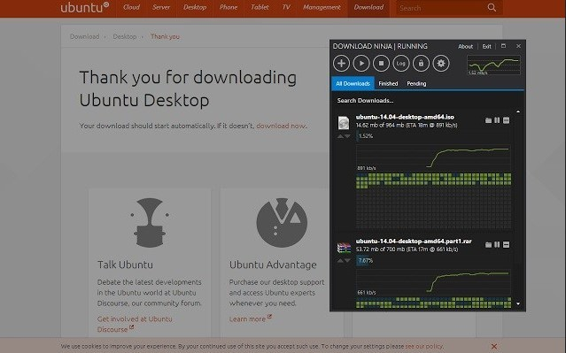 Aplikasi Download Ninja (beebom.com)