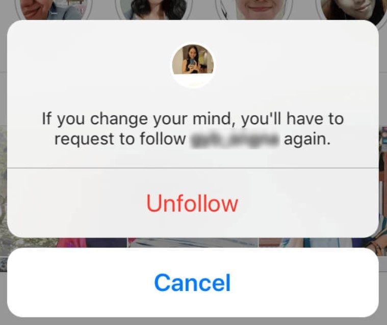 Unfollow akun instagram (HipFollow)