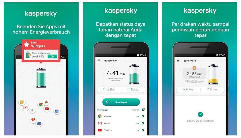 7 Aplikasi Penghemat Baterai Android Paling Bagus Terbaru, Segera ...
