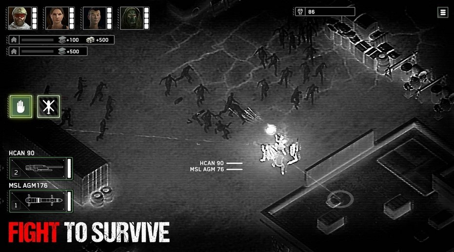 Zombie Gunship Survival (Play Store)