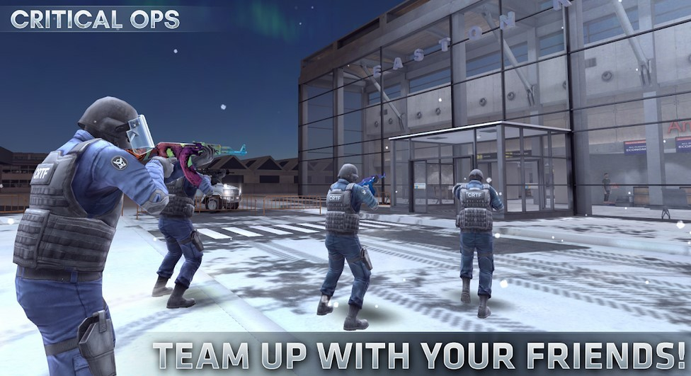 Game Critical Ops (Play Store)