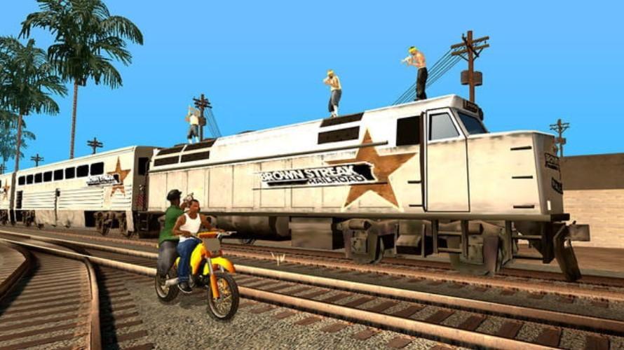 Grand Theft Auto San Andreas (Digital Trends)