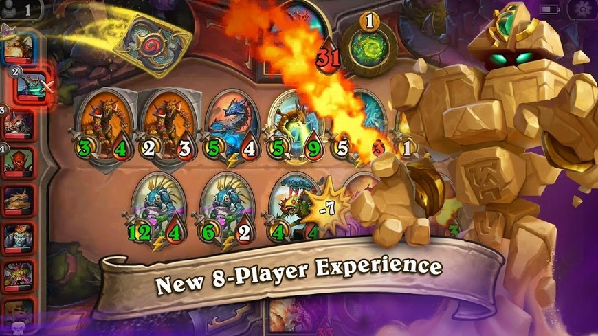 Game Heartstone (Play Store)