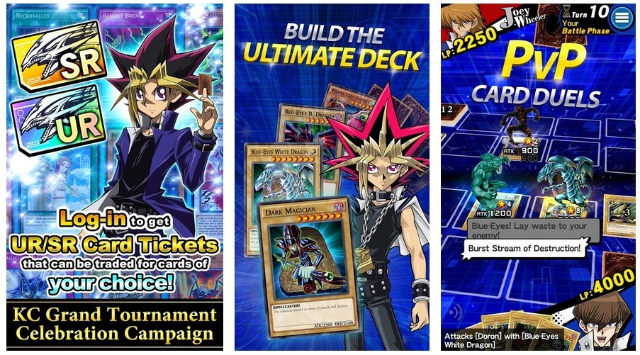 Yu-Gi-Oh! Duel Links (Play Store)