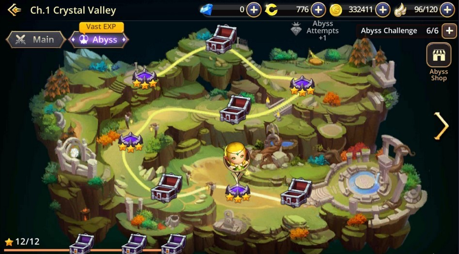 Abyss Dragon Nest Mo (bluemoongame.com)