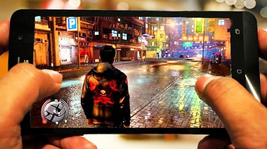 Game offline Android grafik HD (YTECHB)