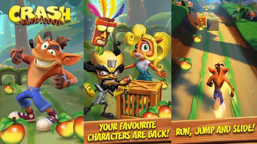 Game Crash Bandicoot (Kotaku)
