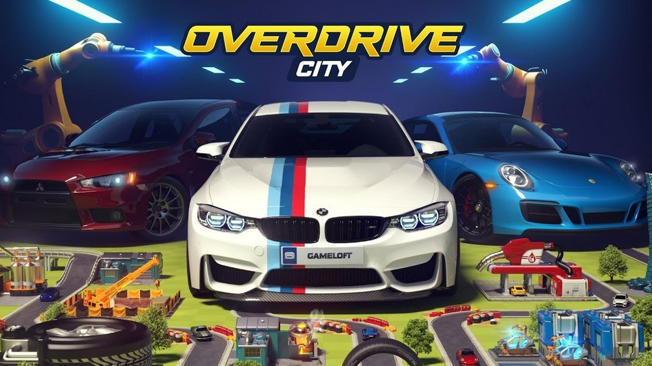 Overdrive City (Gameloft)