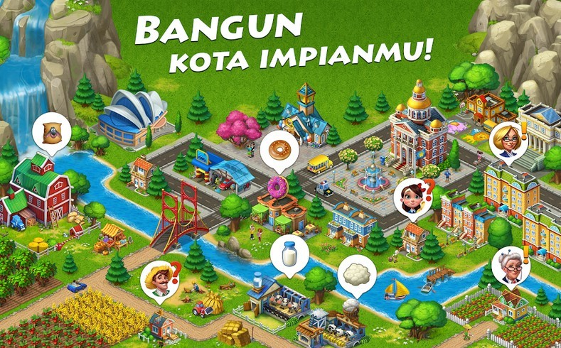 Game Township (Play Store)