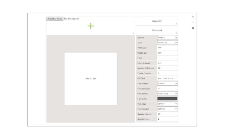 Ekstensi GIF Maker (Google)