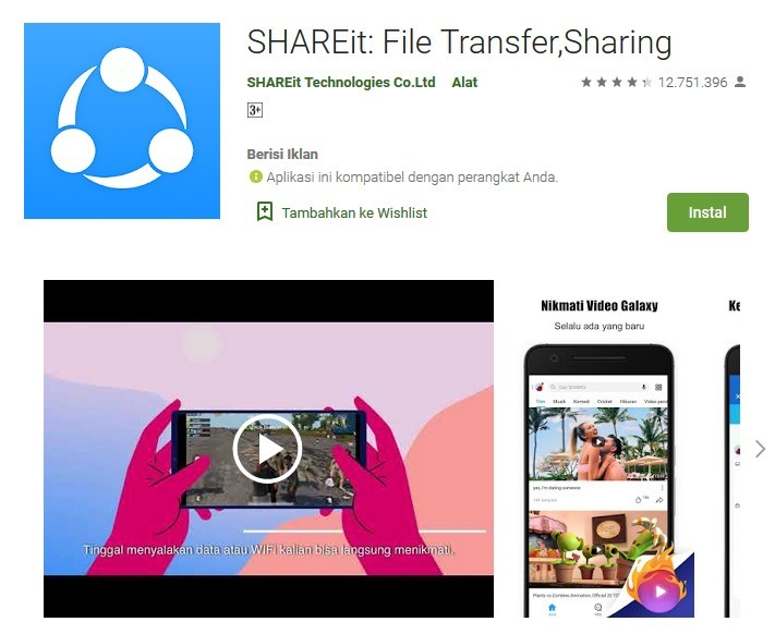 SHAREit (play.google.com)