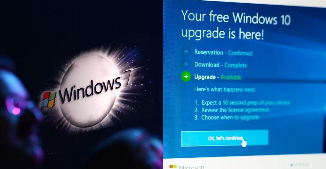 Dukungan Sudah Dihentikan Begini Cara Buat Upgrade Windows 7 Ke Windows 10 Gratis Braintologi Com